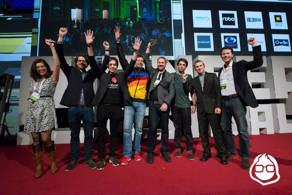 Crate.IO is one of 8 finalists in the Pioneers Festival Statrup Challenge