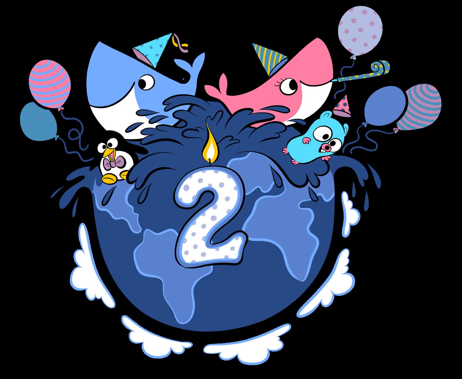 Happy Birthday Docker