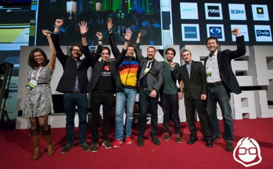 Crate.io is one of 8 finalists in the Pioneers Festival Startup Challenge.