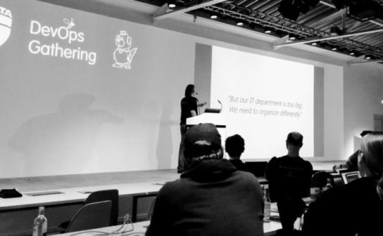 CrateDB at DevOps Gathering