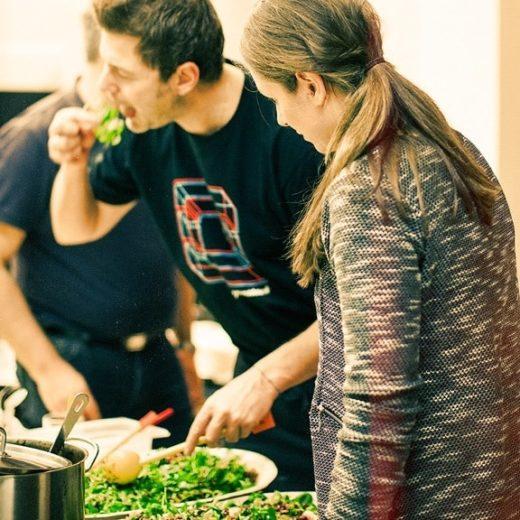 Crate.io Company Culture: Food