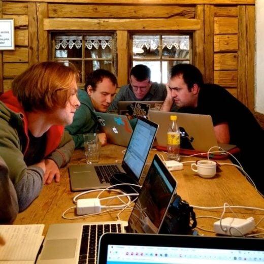 Crate.io Company Culture: Hacking