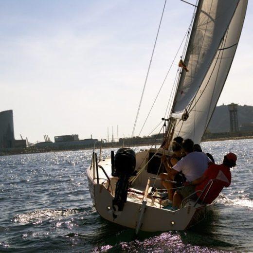Crate.io Company Culture: Sailing