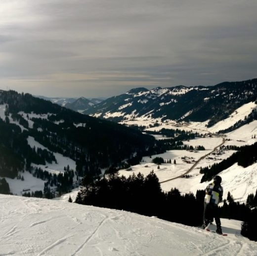 Crate.io Company Culture: Skiing