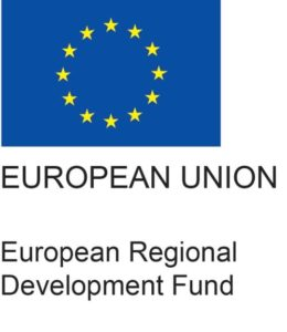 Logo European Regional Developement Fund (ERDF)