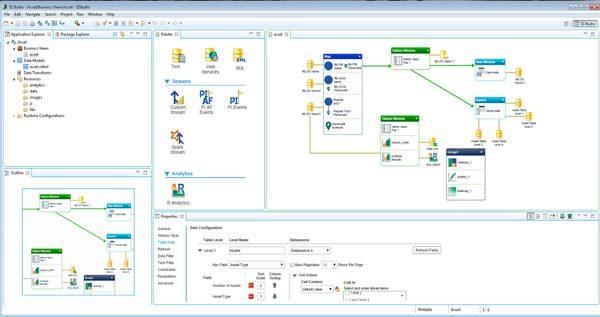 Dashboard of CrateDB Customer Spacetime