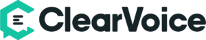 Logo of CrateDB Customer ClearVoice