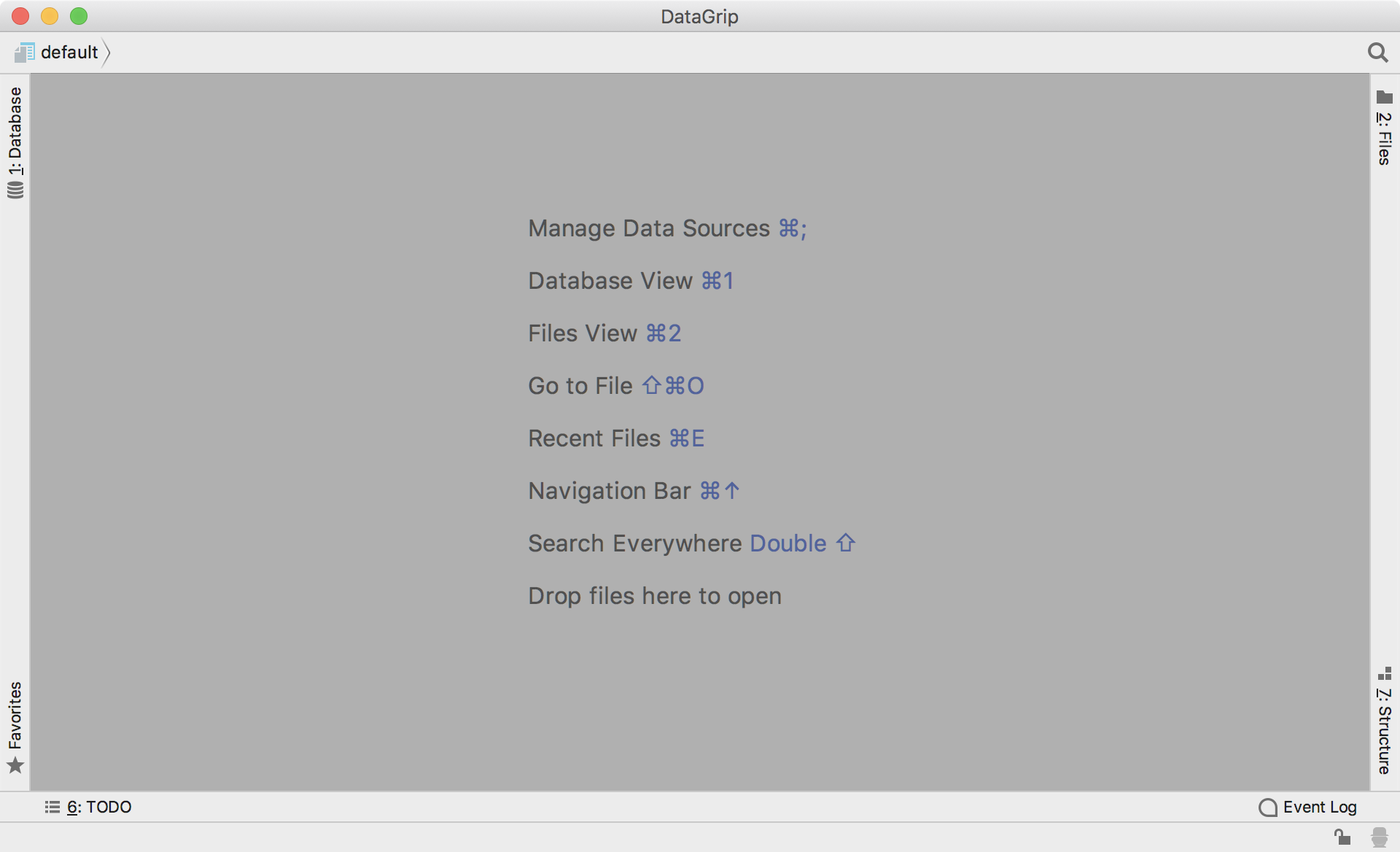 Use CrateDB With DataGrip, an Advanced Database IDE - CrateDB