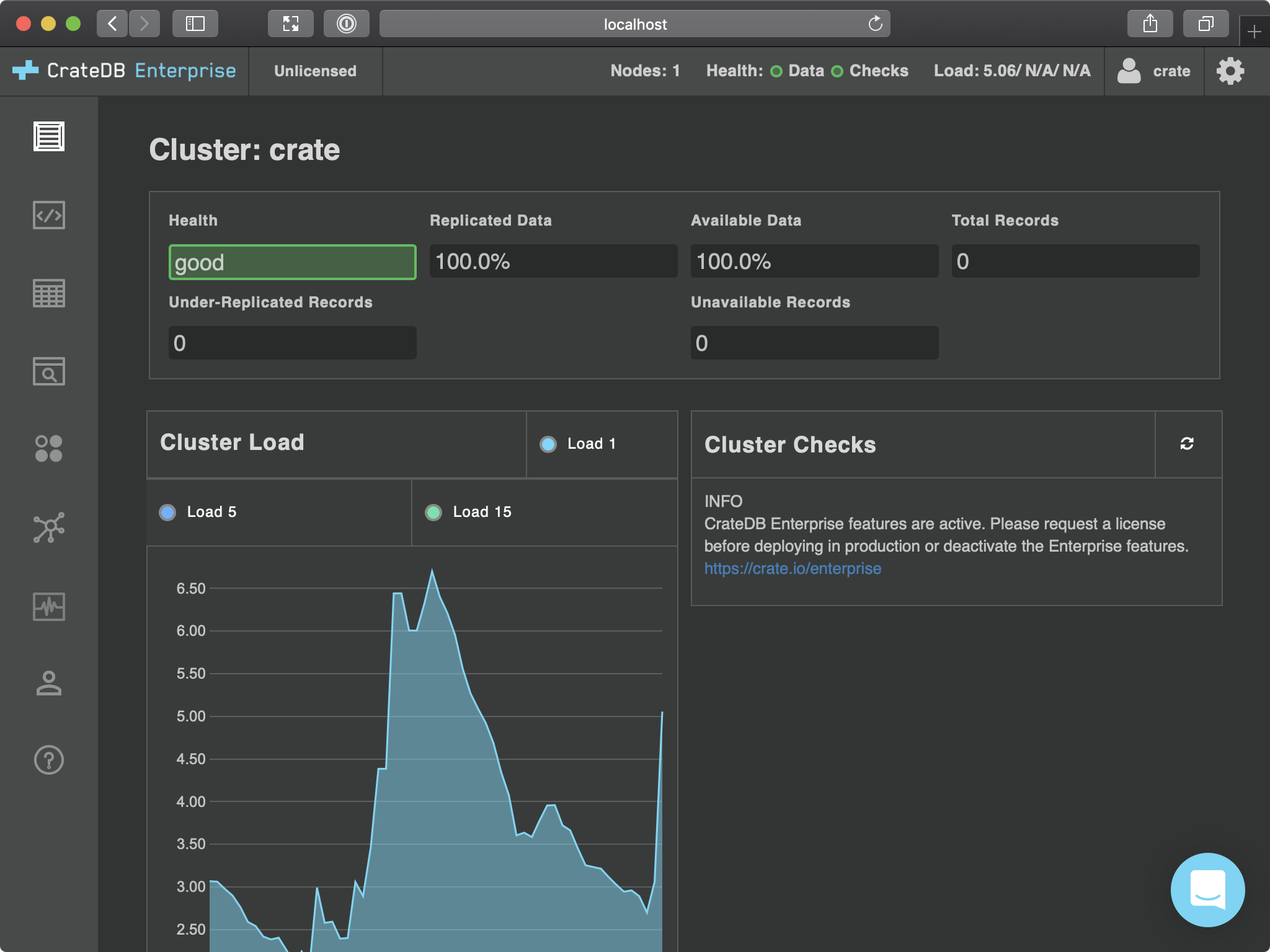 Pair CrateDB with Grafana 5 x, an Open Platform for Time