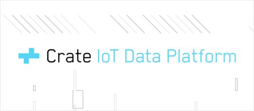 Crate Industrial IoT Data Platform for Smart Factories banner