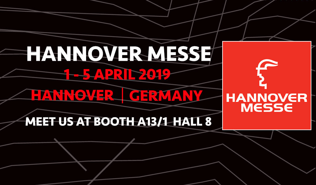 Announcement: Meet Crate.io at Hannover Messe 2019