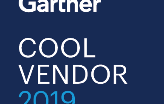 Gartner Cool Vendor 2019 graphic