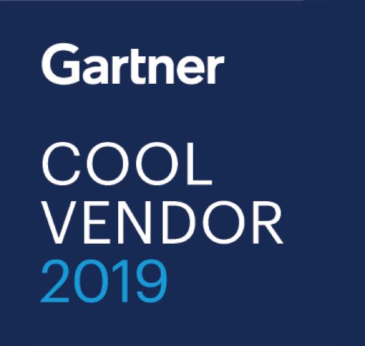 Gartner Cool Vendor 2019 graphic
