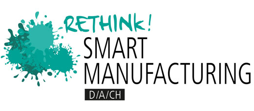 Rethink! Smart Manufacturing 2019 D/A/CH logo