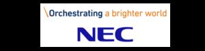 Logo of Crate.io partner NEC