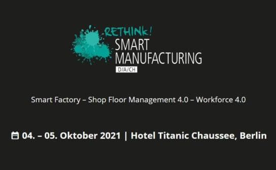 Rethink Smart Manufacturing