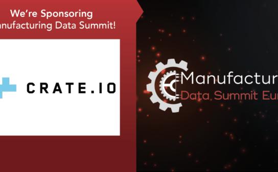 Manufacturing Data Summit