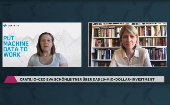Eva Schönleitner talks to Sara Grasel