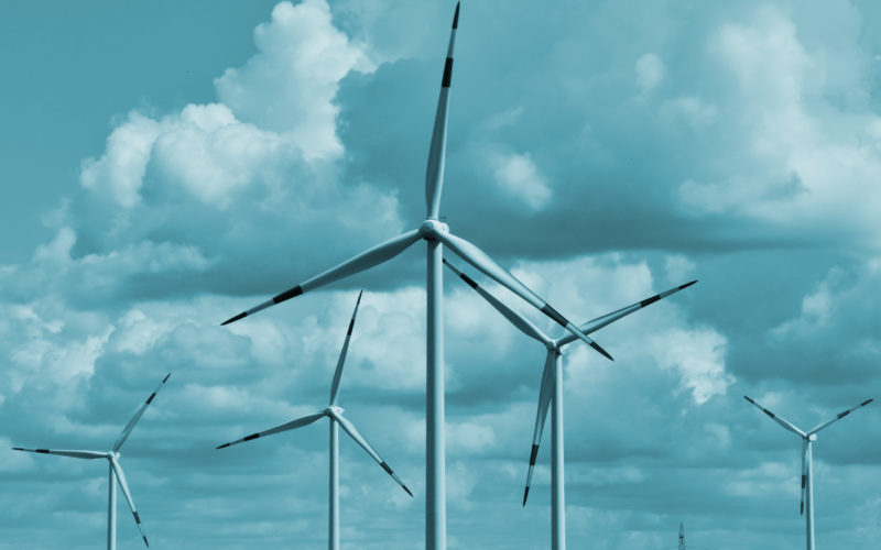 Windmills for power generation