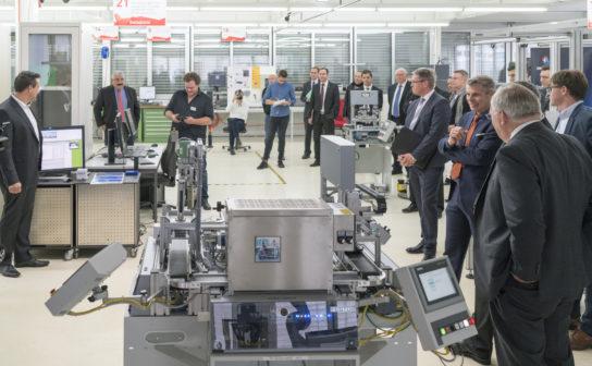 Swiss Smart Factory
